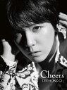 Cheers (初回限定盤 CD+DVD) [ イ・ホンギ from FTISLAND ]