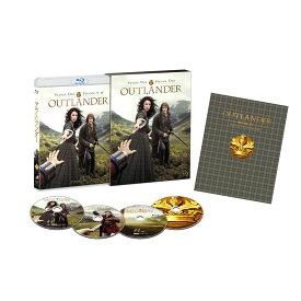 アウトランダー シーズン1 コレクターズBOX Volume2 【数量限定生産】【Blu-ray】 [ カトリーナ・バルフ ]