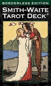 Smith-Waite Tarot Deck Borderless SMITH-WAITE TAROT DECK BORDERL [ Pamela Colman Smith ]