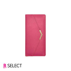 arrows RX 手帳型ケース マゼンタ