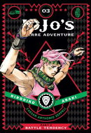 JOJO'S BIZARRE ADVENTURE:BATTLE #03(P)