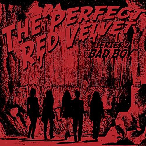 【輸入盤】2集Repackage Album: Perfect Red Velvet [ Red Velvet ]