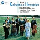 モーツァルト:クラリネット五重奏曲 ホルン五重奏曲