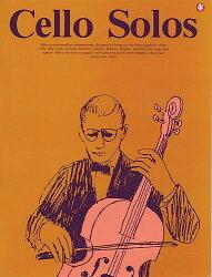 【輸入楽譜】CELLO SOLOS