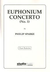 【輸入楽譜】スパーク, Philip: ユーフォニアム協奏曲