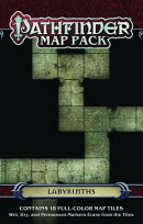 Pathfinder Map Pack: Labyrinths