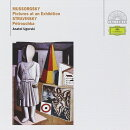 【輸入盤】Pictures At An Exhibition: Ugorski +stravinsky: From Petrouchka
