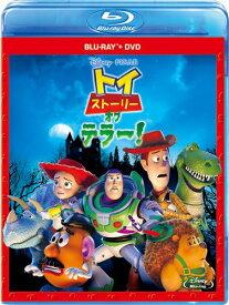 トイ・ストーリー・オブ・テラー!ブルーレイ+DVDセット【Blu-ray】 [ トム・ハンクス ]