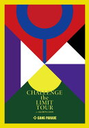 CHALLENGE the LIMIT TOUR at 日比谷野外大音楽堂(初回生産限定盤)【Blu-ray】