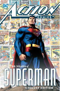 ActionComics:80YearsofSupermanDeluxeEditionACTIONCOMICS80YEARSOFSUPE[Various]