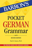 Pocket German Grammar