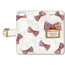 OS-BKISE-486 Perfume Ribbon_2 【iPhone SE/5/5s専用 Folio(手帳)ケース】