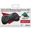 8BitDo M30 2.4G Wireless GamePad for MD ブラック 【メガドライブ/SWITCH(有線)用コントローラー】