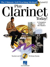 Play_Clarinet_Today!:_Level_2
