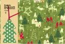クリスマス ブックカバー&ツリーしおり付 XTC-07 H