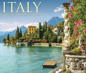 Italy 2020 Box Calendar ITALY 2020 BOX CAL [ Willow Creek Press ]
