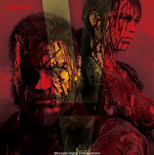 """METAL GEAR SOLID 5 ORIGINAL SOUNDTRACK """"The Lost Tapes"""" [ (ゲーム・ミュージック) ]"""