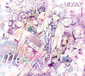 """【楽天ブックス限定先着特典+先着特典】MEZZO"""" 1st Album """"Intermezzo""""【初回限定盤B】(アクリルキーホルダー+ミニアクリルスタンド(約50mm×50mm)) [ MEZZO"""" ]"""