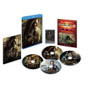 ホビット 竜に奪われた王国 3D&2D ブルーレイセット【初回限定生産】【Blu-ray】