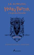 Harry Potter Y La Piedra Filosofal. Casa Ravenclaw