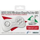 8BitDo M30 2.4G Wireless GamePad for MD ホワイト 【メガドライブ/SWITCH(有線)用コントローラー】