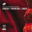 【輸入盤】ヴィヴァルディ:『四季』、パッヘルベル:『カノン』、バッハ:ブランデンブルグ協奏曲第3番 カーニー…