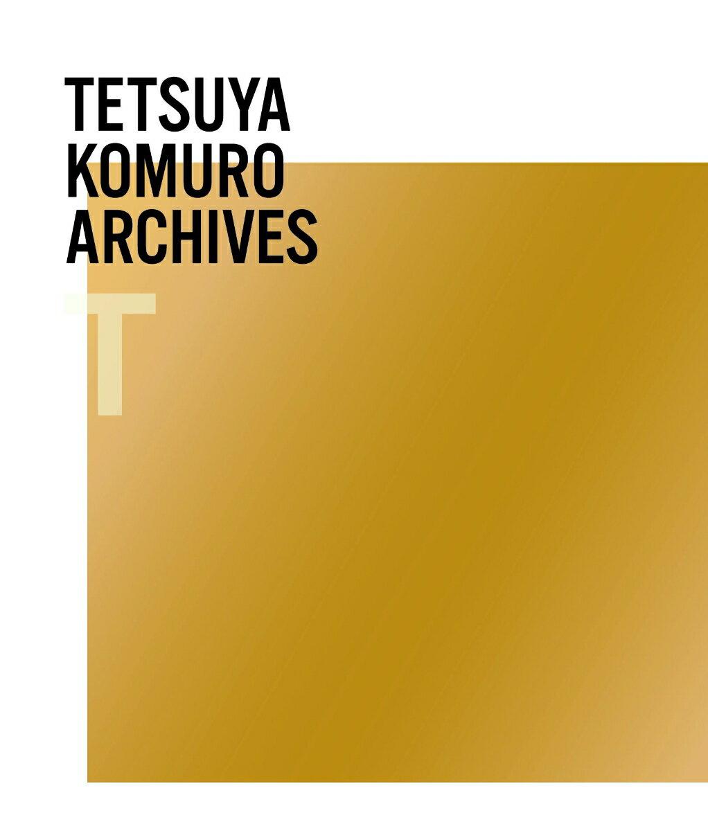 "TETSUYA KOMURO ARCHIVES ""T"" [ (V.A.) ]"