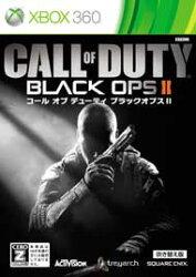 コール オブ デューティ ブラックオプスII [吹き替え版] Xbox360版