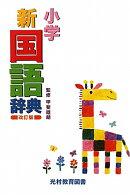 小学新国語辞典改訂版