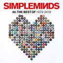 【輸入盤】40: The Best Of 1979-2019 (Deluxe Edition) (3CD)