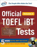 OFFICIAL TOEFL IBT TESTS VOLUME 1(P)