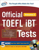 Official TOEFL Ibt(r) Tests Volume 2