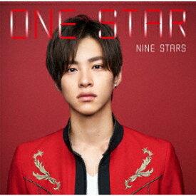 ONE STAR (初回限定 山口託矢盤) [ NINE STARS ]