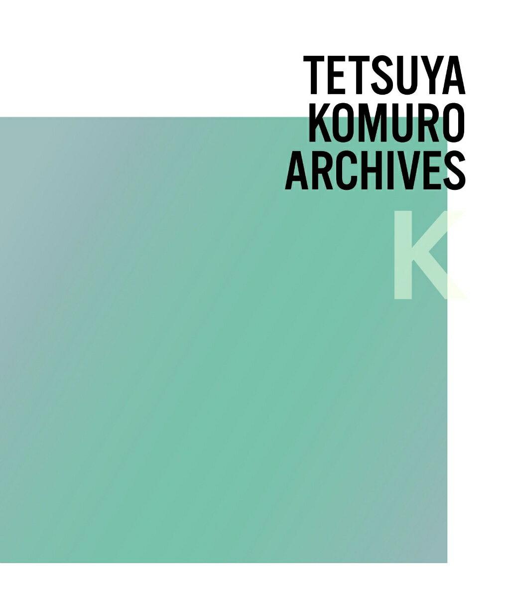 """TETSUYA KOMURO ARCHIVES """"K"""" [ (V.A.) ]"""