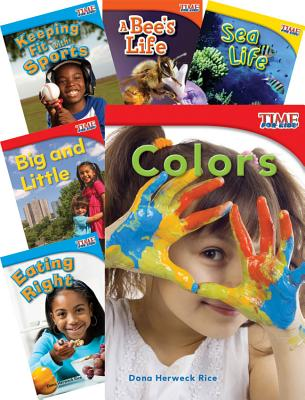 Time for Kids Nonfiction Readers Stem Grade 1, 10-Book Set (Stem) TIME FOR KIDS NONFIC RDRS 10V (Teacher Created Materials Library) [ Teacher Created Materials ]