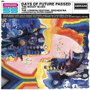 【輸入盤】Days Of Future Passed - 50th Anniversary Deluxe (2CD+DVD)