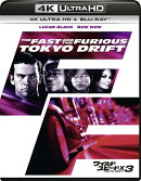ワイルド・スピード X3 TOKYO DRIFT(4K ULTRA HD+ブルーレイ)【4K ULTRA HD】