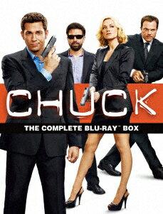 CHUCK/チャック <シーズン1-5> ブルーレイ全巻セット【Blu-ray】 [ ザッカリー・リーヴァイ ]