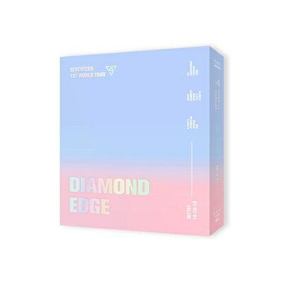【輸入盤】2017 SEVENTEEN 1ST WORLD TOUR CONCERT DIAMOND EDGE [ SEVENTEEN ]