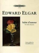 【輸入楽譜】エルガー, Edward: 愛の挨拶 Op.12/原典版