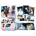 W -君と僕の世界ー DVD SET1(お試しBlu-ray付き) [ イ・ジョンソク ]