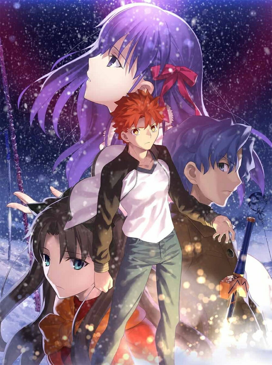 劇場版「Fate/stay night [Heaven's Feel] I.presage flower」(完全生産限定版)【Blu-ray】 [ 杉山紀彰 ]