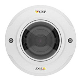 AXIS M3044-V 固定ドームネットワークカメラ
