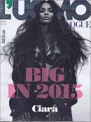 L'Uomo Vogue [Italy] January 2015