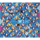 THE IDOLM@STER MILLION THE@TER WAVE 10 Glow Map