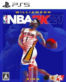 NBA 2K21 PS5版