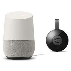 【お買い得セット】Google Home + Chromecast ブラック
