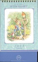 【バーゲン本】AM080-18 ピーターラビット2015卓上カレンダー