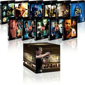 24-TWENTY FOUR- コンプリート ブルーレイBOX【Blu-ray】 [ キーファー・サザーランド ]