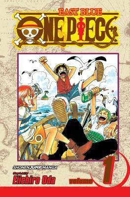 One Piece, Vol. 1 1 PIECE VOL 1 (One Piece) [ Eiichiro Oda ]